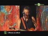 """Pierre SCHOTT """"les ailes du papillon"""" à la télé en Juin 2008"""