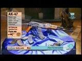 Amnesty international ak47 weapons arme pub