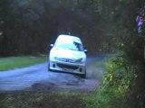 rallye coeur de france 2008 depeyre michel 206 s16