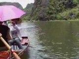 Vietnam - Ballade en barque avec mes copines vietnamiennes 2