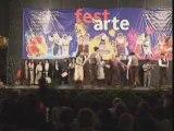 Quinzena cultural 2008 - Festival Internacional de Folclore