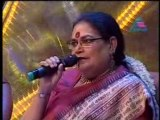 Idea Star Singer 2008 Asha With Devanand Comments