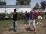 les danseurs du camping