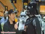 Star Wars - Orange Darth Vader - Spike TV Commercial