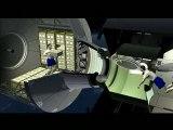 L'ATV vu du centre de contrôle