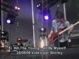Kill the young all by myself cut la ferme du rock