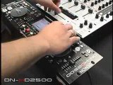 Démonstration Officiel scratch Denon DN-HD 2500