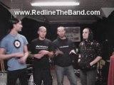 Redline band - Video Blog 4 - 6 Sept 08 | rock metal