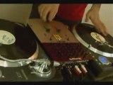 Dj Pone Scratching Routine On A Ttc Instrumental