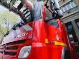 nouveau clip de la brigade des sapeurs pompiers de Paris
