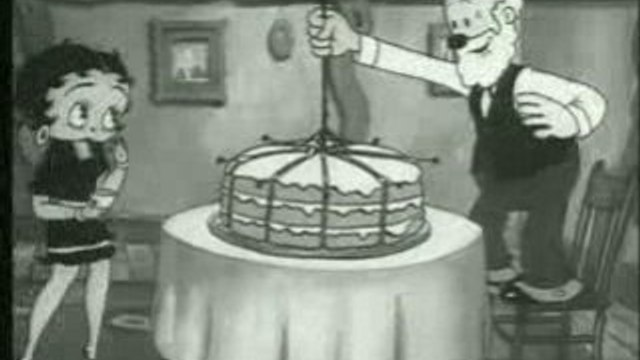Betty Boop and Grampy (1935)