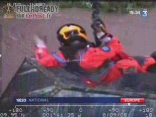 Inondations en Europe [news] 070908