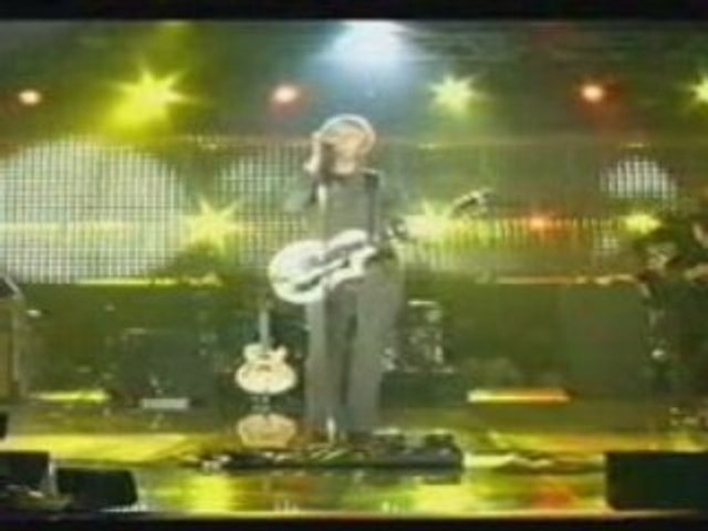 Début bowie REALITY TOUR 2003 france 2