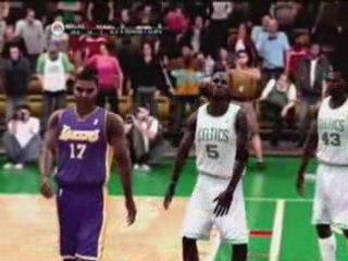 NBA Live 09 Demo