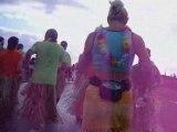 Marathon du médoc  2008 4 ème  partie avec mario