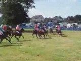 Comice Tinchebray 2008 - course trot monté