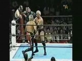 Shocker,Wagner & Silver King vs Chris Candido,Samurai,Naniwa