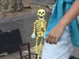 Squelette dansant Skeleton