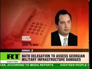 NATO, Georgia or Russia