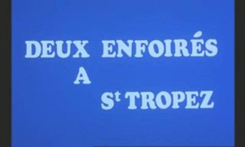Deux Enfoirés à Saint-Tropez