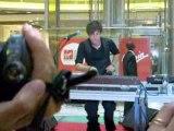 Quentin mixe au Virgin de St Quentin en Yvelines-24sept 2008