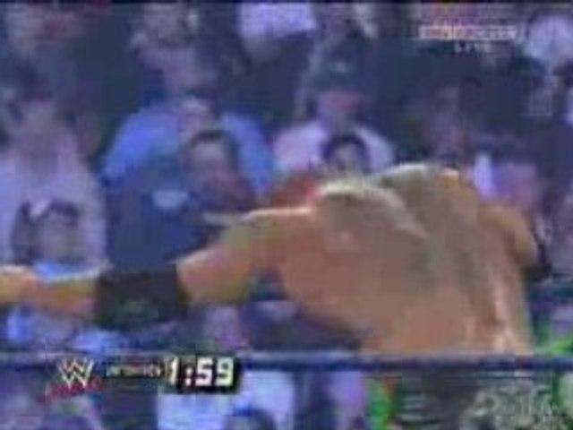 Raw Scramble Match 3-3