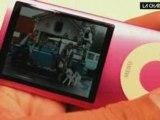 Le nouvel iPod nano-chromatic
