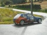 Rallye de tessy sur vire 2008 partie 1