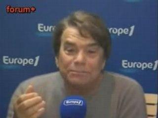 ITW de Bernard Tapie (12.09.08)