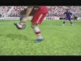 Fifa 09 - Demo 1/2 - Jeux Vidéo Football - Foot - XBOX 360