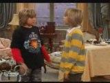La vie de palace de Zack et Cody 2x15 Hôtel parallèle!