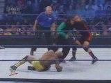 Jeff Hardy, MVP, Brian Kendrick,Shelton Benjamin Fatal 4 Way