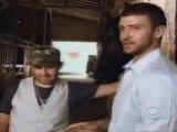 Justin Timberlake et Trace Ayala pour l'inspiration WR