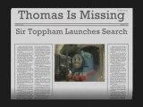Where Oh Where Is Thomas?