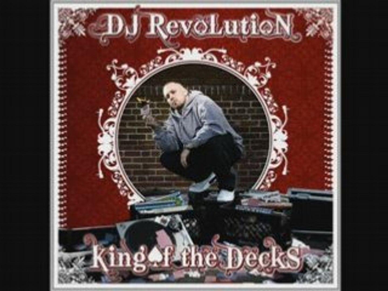 DJ REVOLUTION - Damage (feat Blaq P oet & Bumpy Knuckles)