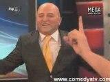 Mega Haber - Mehmet Ali Birand - Cem Yılmaz Comedya