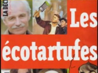 Les éco-Tartuffe - Nicolas HULOT