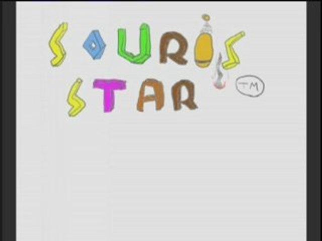 ANIMATION  SOURIS STARS  JUIN 2008