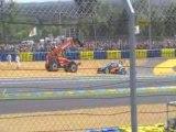 WSR Le Mans - Départ course 1 Mégane Trophy