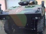 Le vbci au 35e RI (Véhicule Blindé de Combat d'Infanterie)