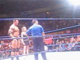 Batista & Rey Mysterio vs Finlay & The Great Khali 3/11