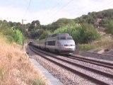 27. TRAINS ET TGV DANS LE SUD ... V ... partie 2