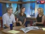 Sarah Wayne Callies and WM myfox interview
