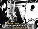 PunkAcero - Sólo se vive una vez