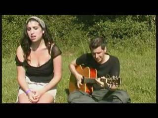 Amy Winehouse-Take The Box (BBC Collective Session 2003)