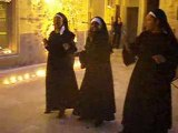 Le couvent des Minimes : inauguration
