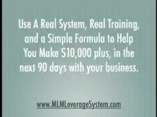 Attraction Marketing MLM Business