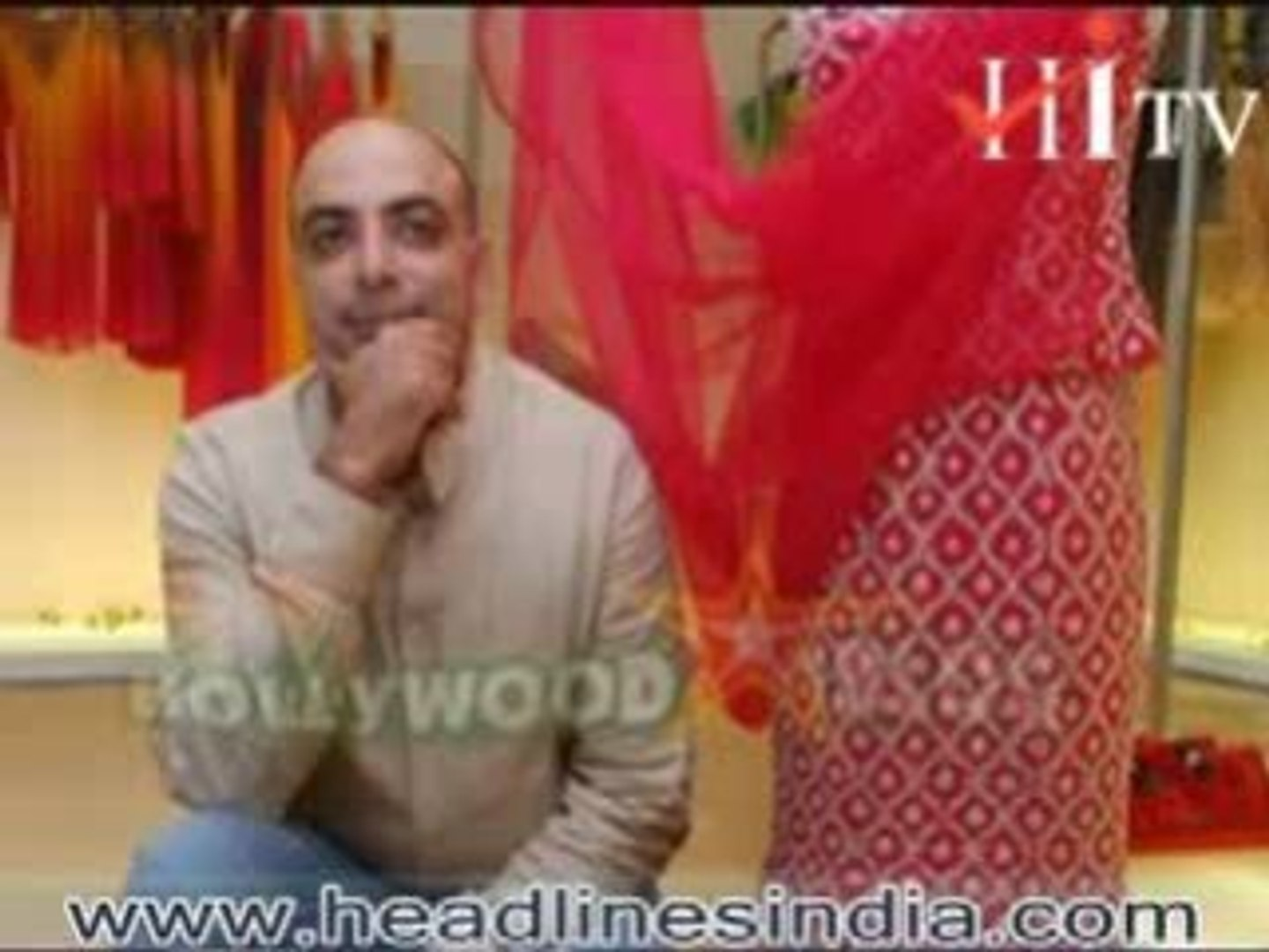 HDIL India Fashion Week starts, India News Video