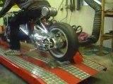drag bi-cylindre 86 bigbore sur bancs