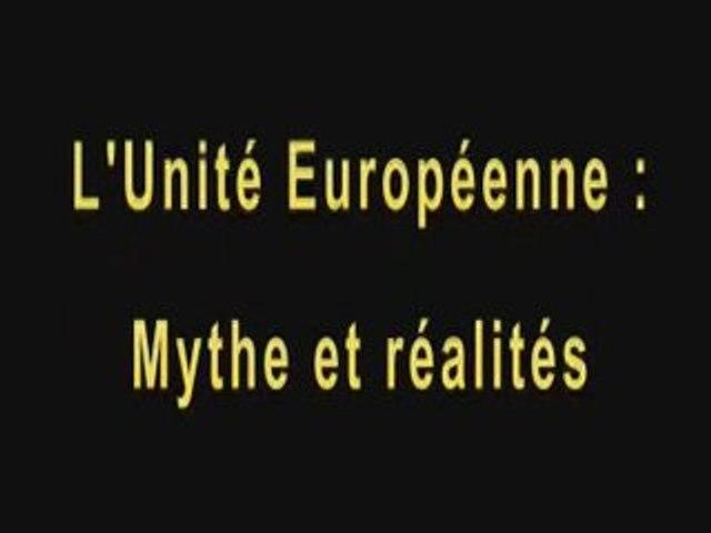 Europe : mythe et réalités